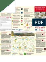 Folder Kirschbluetenwanderung So. 17. April 2011