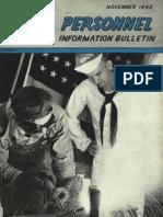 All Hands Naval Bulletin - Nov 1943