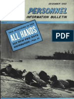 All Hands Naval Bulletin - Dec 1943