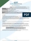 XML External Entity and XML Injection