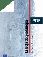 Pascal Fontaine 12 Lectii Despre Europa