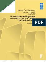 HDRP Urbanization