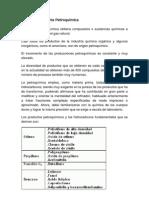 Procesos Industria Petroquímica