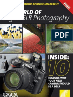 16 Page on the Benefits of ( DSLR) Photography