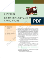 Biotech and Its Applications