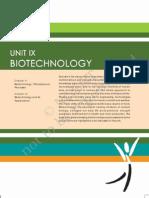 Biotech Principles and Processes