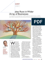 ERP Takes Root in Wider Array of Businesses