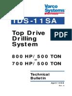 TDS-11SA