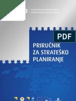 Prirucnik Za Stratesko Planiranje Latinicna Verzija