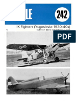 IK Fighters (Yugoslavia 1930-40s)_Profile Publications 242