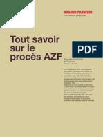 Explosion AZF 21 Septembre 2001 Toulouse