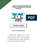 Natresa Citizen Charter
