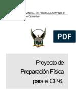 PROYECTO CULTURA FISICA