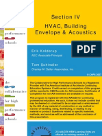 070129 Acoustics HVAC and Envelope