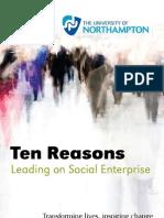 Social Enterprise 10 Reasons