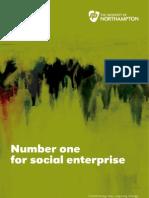 No1 for Social Enterprise[1]