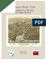 Saranac River Trail Feasibility Study