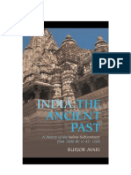 India-- The Ancient Past