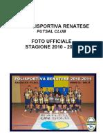 Foto Ufficiale 2010-2011 x Sito