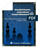 53709548 Sunnats of Prophet Muhammad Pbuh to Follow Daily