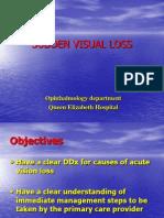 Anisman Acute Vision Loss