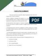 Admc Keshava Project Report