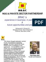 Presentation Brac
