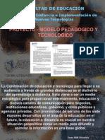 Modelo Tecnológico y Pedagógico de la Modalidad de Educación A Distancia Virtual - Implementación de TICs pionera en Perú (1998-2007)