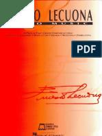 Ernesto Lecuona - Book - Piano Music