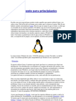 Instalar Ubuntu Para Principiantes
