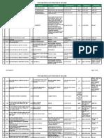 Price List Wef 01-Nov2006 New