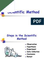 Scientific Method (8!25!11)