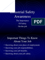 Industrial Safety Awareness