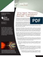 AST 0043024 XT ORNL Astrophysics 0611