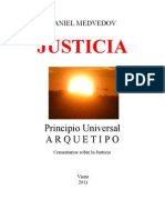 JUSTICIA - Principio Universal