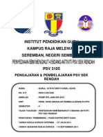 PSV 3105 full assignment