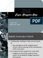 Shopper Stop ppt by raj kumar