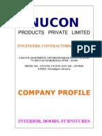 Company Profile - Nucon1