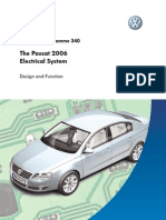 The Passat 2006 Electrical System