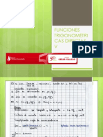 Funciones Trigonometric As Directas V