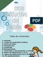 Proceso Productivo Del Jabon