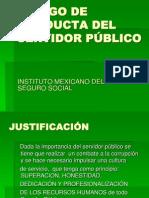 CÓDIGO DE CONDUCTA DEL SERVIDOR PÚBLICO (2)