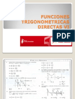 Funciones Trigonometric As Directas Vi