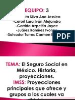 El Seguro Social en México