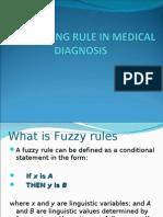 Fuzzy Firing Rule in Medical