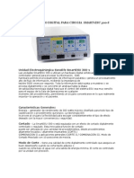 Electrocauterio Digital Para Cirugia Smart