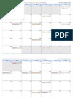Calendar 9-6-11