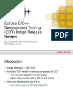 CDT Indigo Release