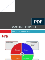 Washing Powder 4ps