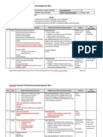 10 Summer PD Revisions -Aug. 16th Mting